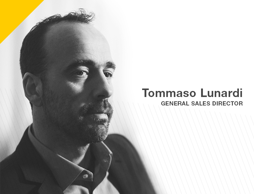 Markets and growth: Tommaso Lunardi Group's sales director