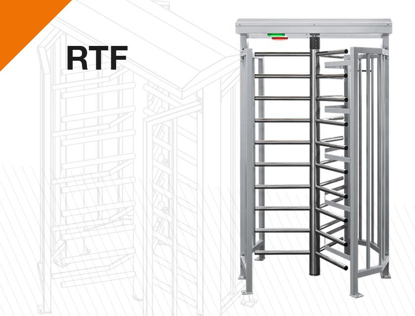 RTF: il tornello a tutta altezza